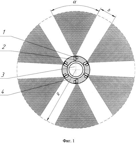 Оптический блок для обнаружения цели