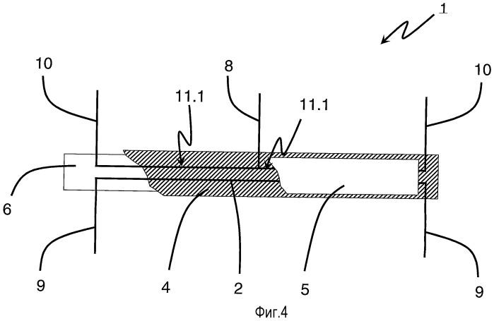 Сенсорное устройство и способ для определения положения и/или изменения положения объекта измерения