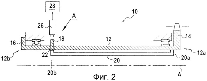 Устройство для измерения крутящего момента, передаваемого валом отбора мощности