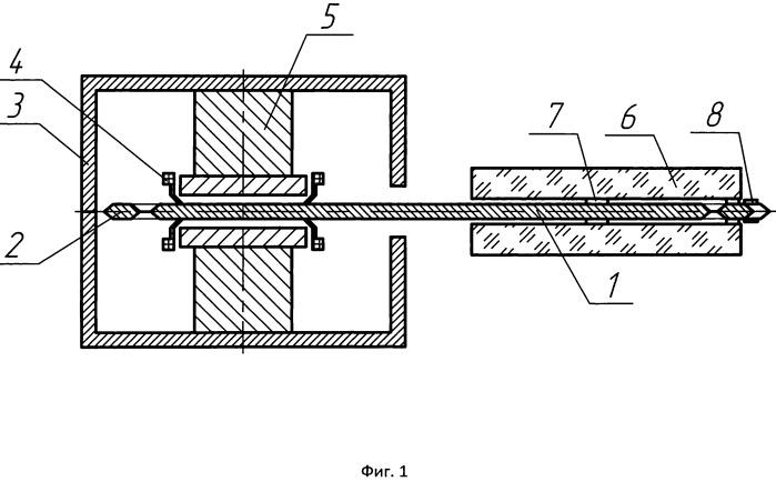 Чувствительный элемент микромеханического компенсационного акселерометра
