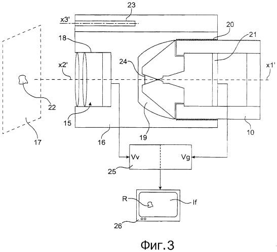 Улучшенное устройство формирования гамма-изображения для точного определения расположения источников излучения