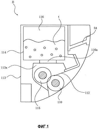 Проявочное устройство, проявочный картридж, передающая вращающую силу часть и электрофотографическое устройство формирования изображения