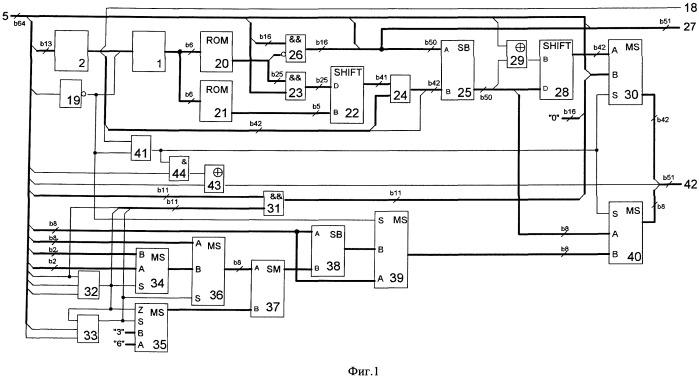 Устройство декодирования совместно хранимых границ при интервальных вычислениях