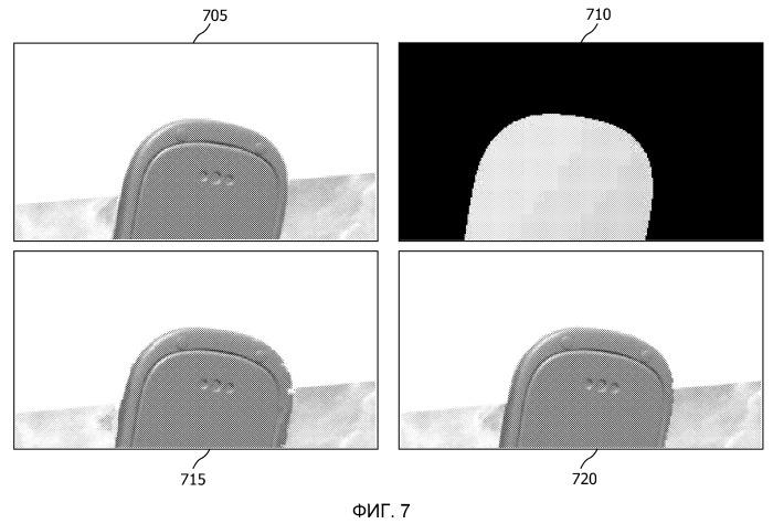 Способ и устройство для обработки карты глубины