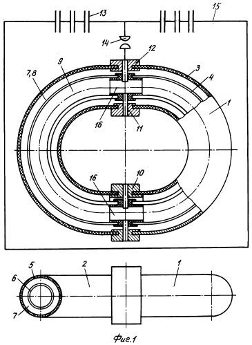 Мини-коллайдер (варианты)