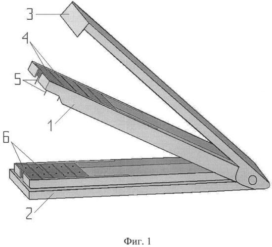 Устройство для наложения механического сосудистого шва