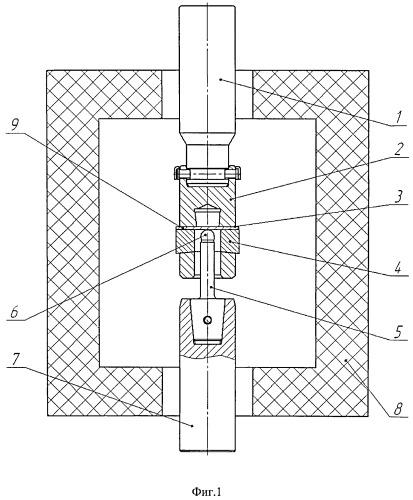 Способ технологического испытания листов из титановых сплавов при глубокой вытяжке и устройство для его осуществления