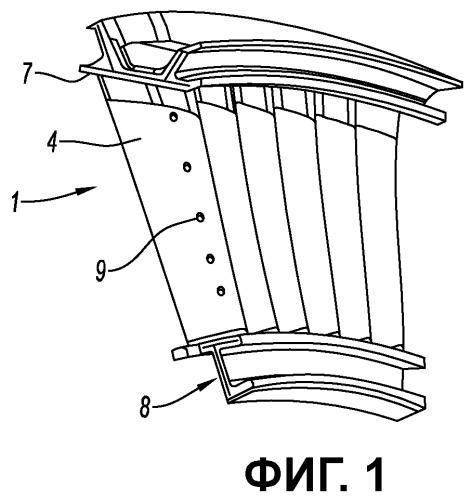 Способ изготовления детали лопаточного аппарата