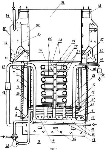 Способ переработки изношенных шин в реакторе и реактор для переработки изношенных шин