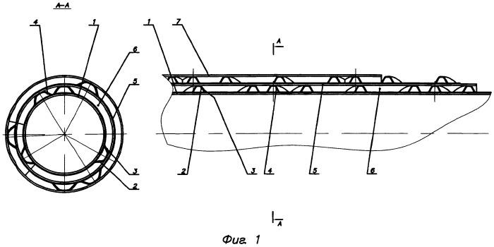 Элемент силовой конструкции и способ его изготовления