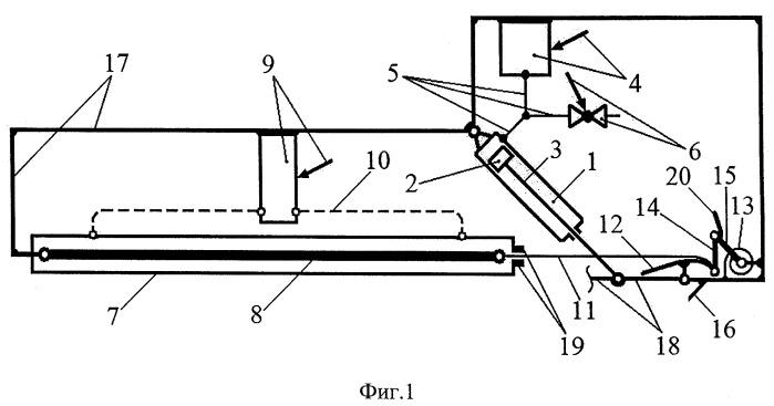 Приводное устройство регулируемого элемента летательного аппарата