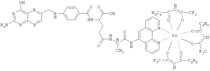 Конъюгат фолиевой кислоты и способ его получения