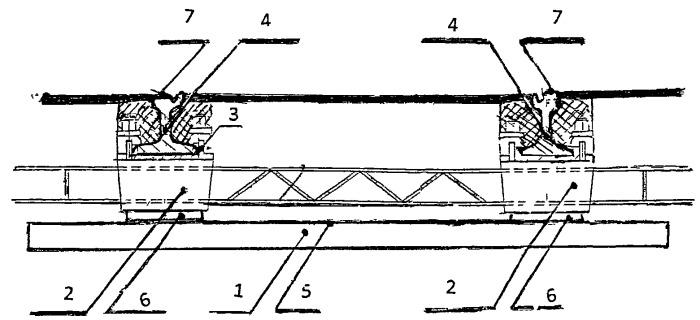 Способ изготовления системы верхнего строения пути