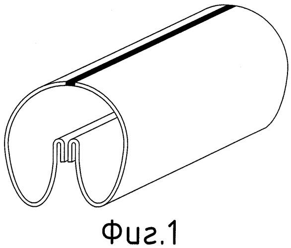 Кротово-дренажная труба