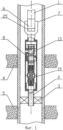 Насосная установка для эксплуатации пластов в скважине