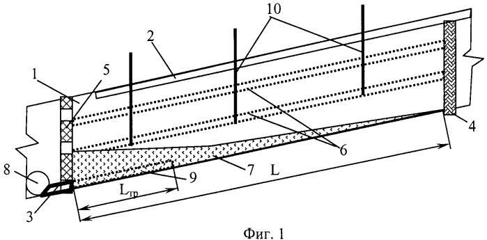 Способ гидравлической закладки