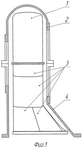 Способ монтажа внутренней вставки корпуса турбины газотурбинного агрегата