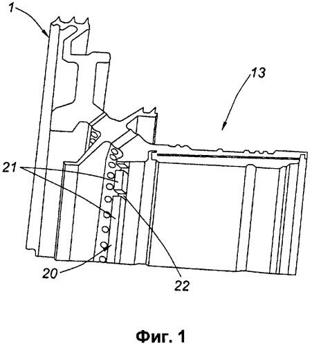 Коренная шейка подшипника и узел коренной шейки и уплотнительной втулки