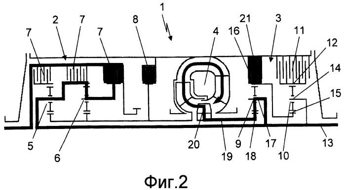 Способ торможения при высоких частотах вращения с помощью автоматической коробки передач с гидродинамическим трансформатором