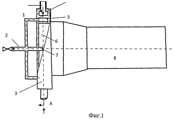 Устройство для гидродинамического эмульгирования жидкого топлива