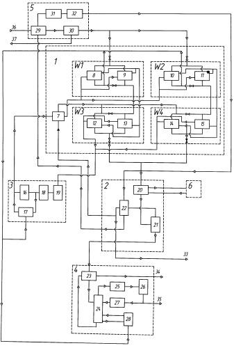 Комплекс адсорбционной осушки, очистки и низкотемпературного разделения нефтяного газа
