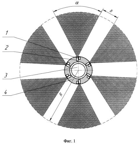 Устройство для подрыва боеприпаса на заданном расстоянии от цели