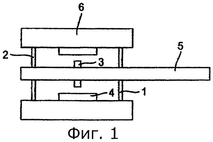 Способ определения давления в камере сгорания и предназначенное для этого устройство
