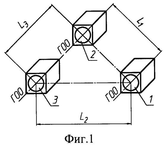 Способ селекции по дальности множественных объектов