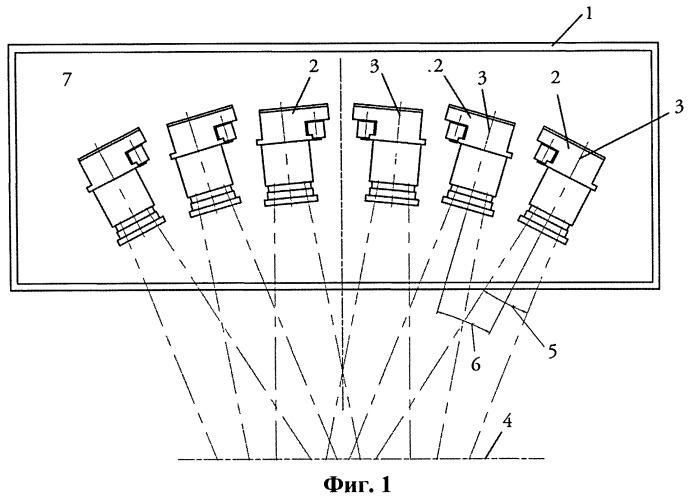 Способ получения изображения земной поверхности с движущегося носителя и устройство для его осуществления