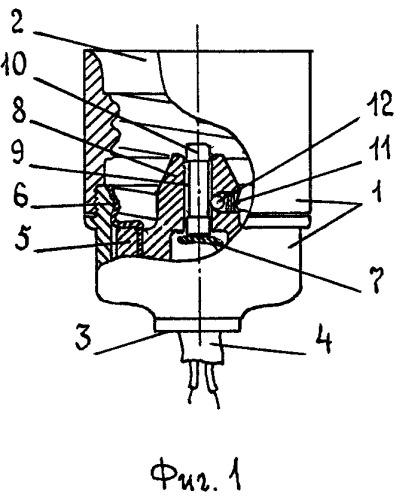 Патрон электроламповый