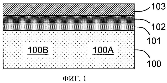 Способ получения многослойной затворной структуры и ее устройство