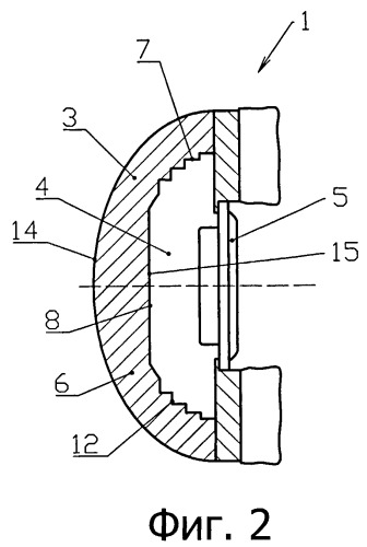 Устройство наушника для воспроизведения звука и наушник