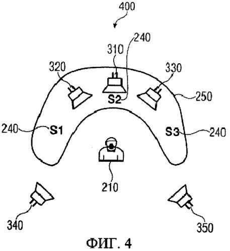 Устройство для генерирования многоканального звукового сигнала
