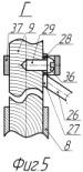 Лопата копальная остроконечная с опорным рычагом конструкции землякова
