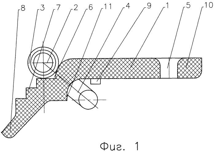 Пряжка для регулирования длины ремня