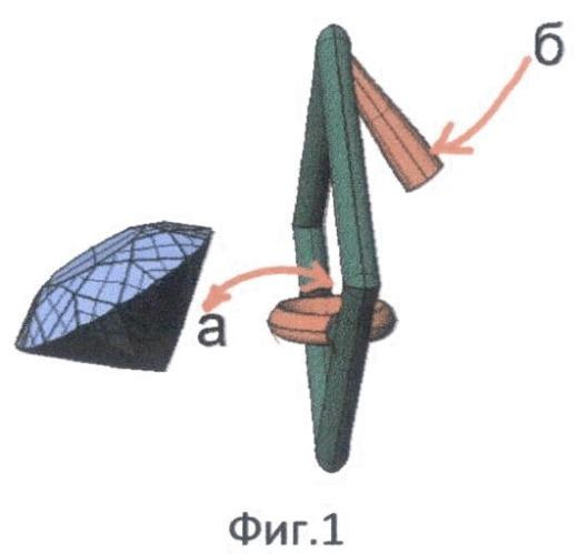 Закрепка для камней в ювелирном изделии