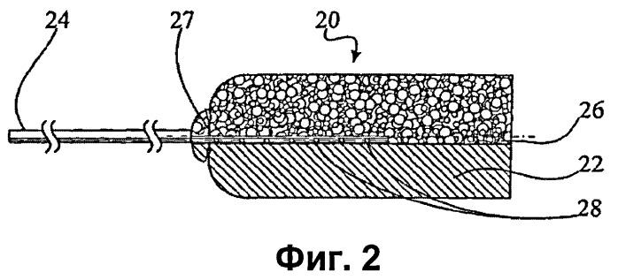 Абсорбирующее медицинское тело, в частности, для удаления раневых жидкостей из полостей тела человека и животных и способ его изготовления