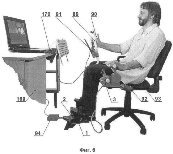 Силовое устройство к компьютеру для управления виртуальным самолетом