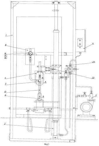 Стенд для закалки валов и трубных деталей