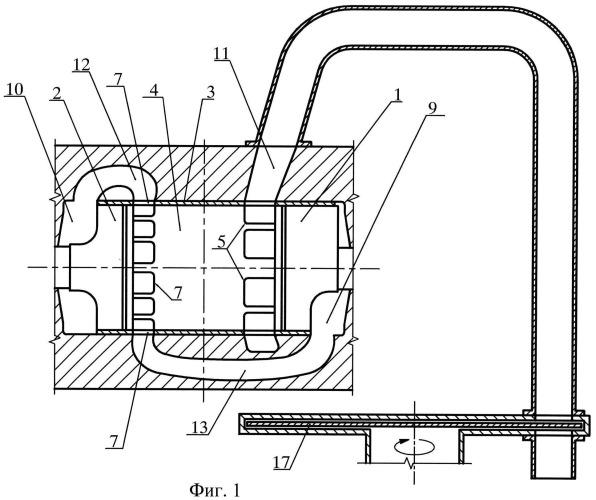 Способ организации газообмена в двухтактном двигателе с противоположно движущимися поршнями (варианты)