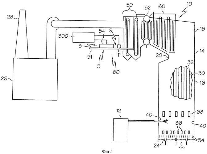 Управление потоком охлаждающего воздуха в сажеобдувочном устройстве на основании температуры обдувочной трубы