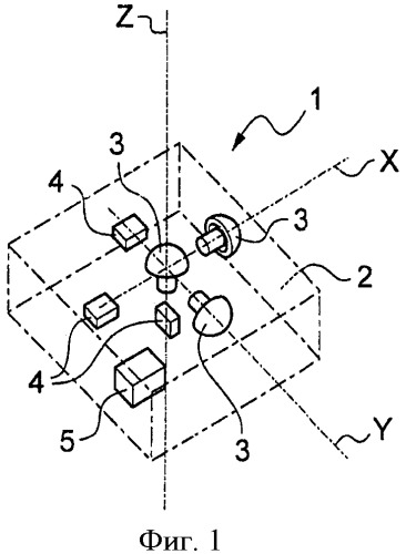 Способ определения курса путем поворота инерциального устройства
