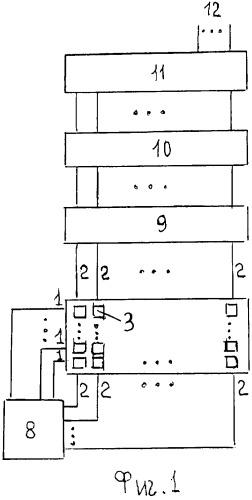 Способ аналогово-цифрового преобразования светового излучения на диоде с переключаемой проводимостью и фотоприемник для его реализации