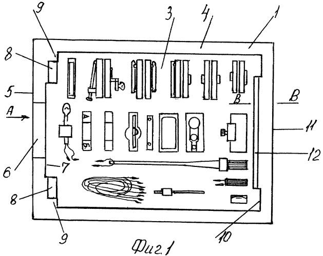 Устройство комплекта оборудования по курсу физики электромагнитные явления