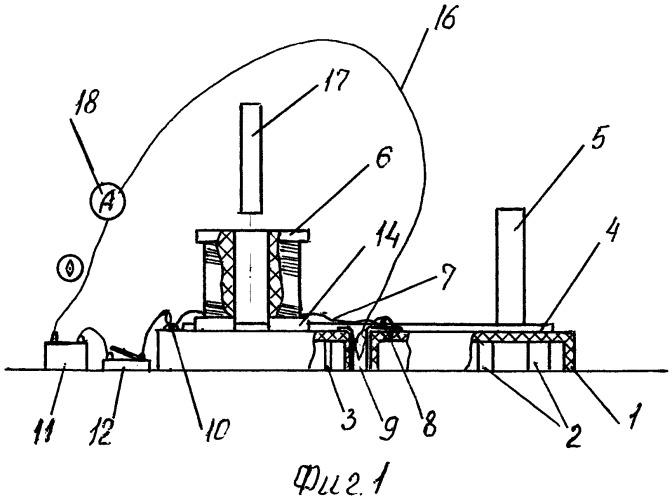 Универсальная учебная модель для изучения электромагнитной индукции