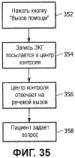 Система контроля экг с конфигурируемыми пределами включения сигналов тревоги