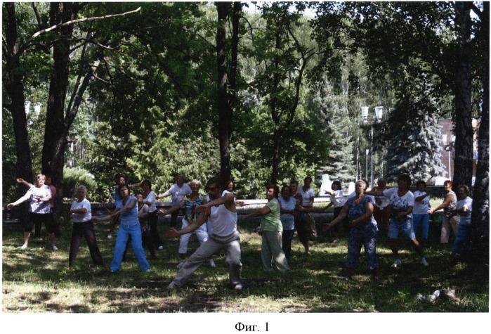 Способ оздоровления человека с помощью релаксационной гимнастики вербицкого к.э.