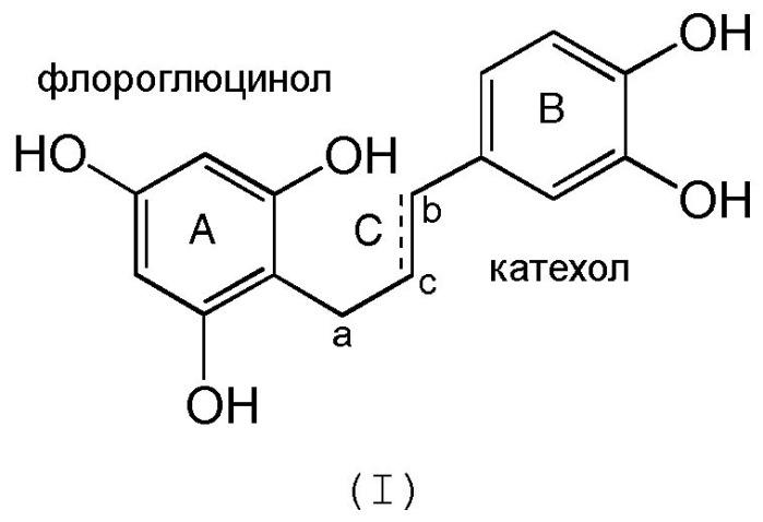Композиции производных флавоноидных полифенолов и их применение для борьбы с патологиями и со старением живых организмов