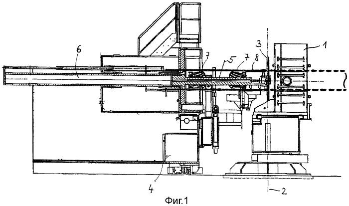 Трубный манипулятор