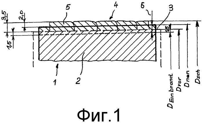 Ролик для поддерживания и транспортирования горячего материала, имеющий наплавленный посредством сварки материал, присадочный сварочный материал, а также сварочная проволока для проведения наплавки сваркой